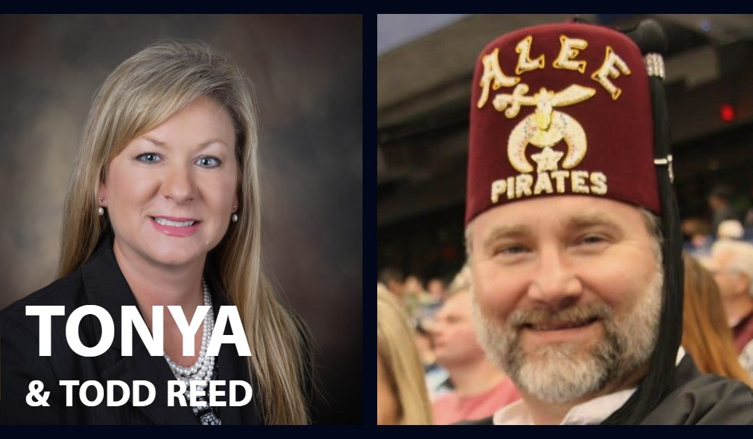 Tonya & Todd Reed