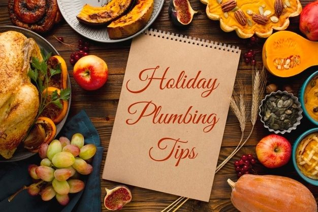 holiday plumbing tips